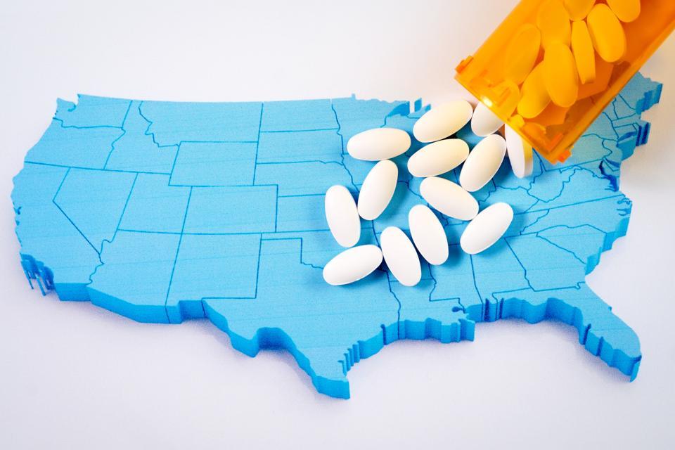 Drug shortages coronavirus COVID-19 pandemic United States