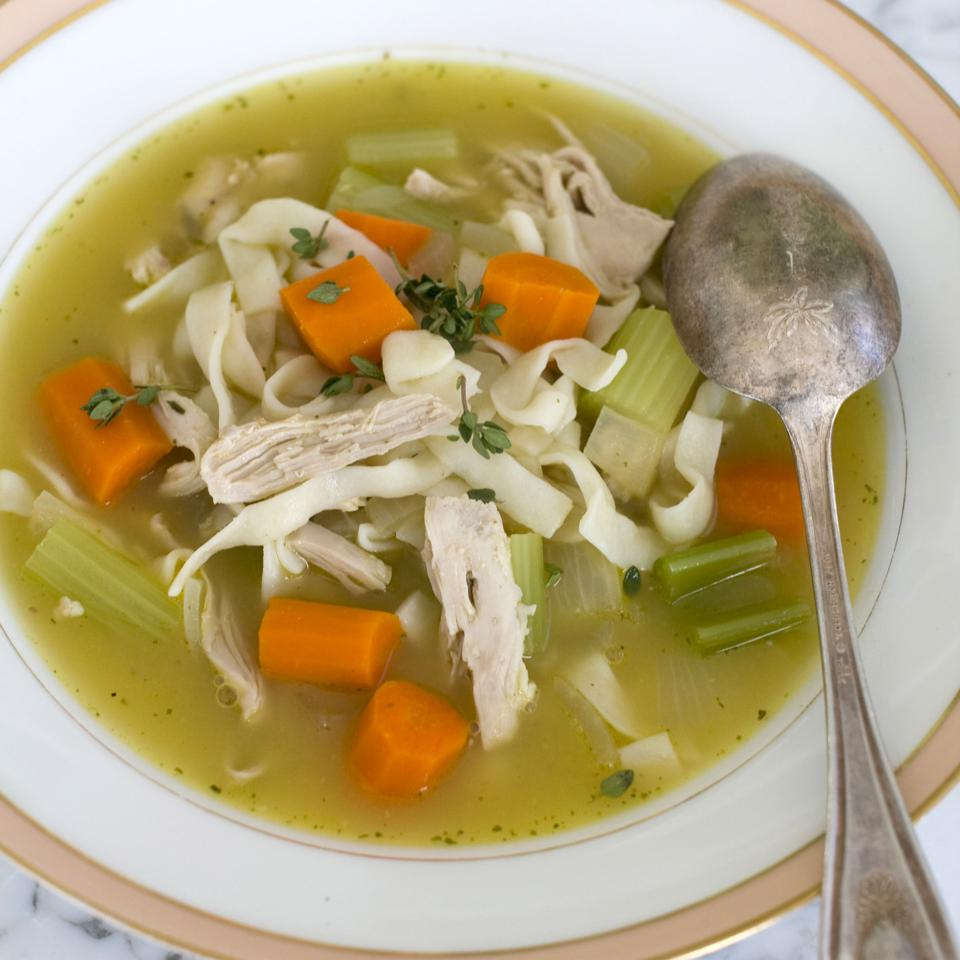 Food Healthy Now Eat This Chicken Soup