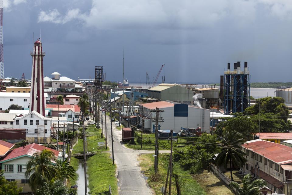 Georgetown, Guyana.