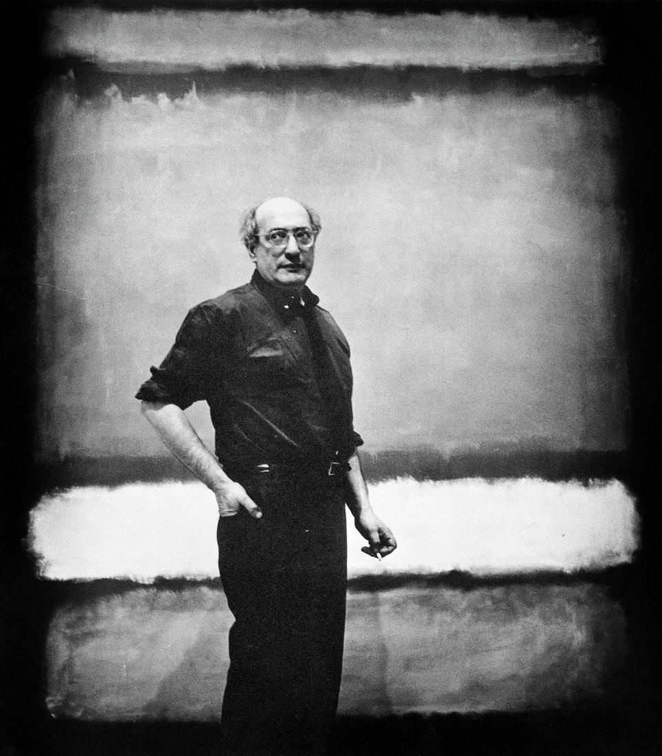 New Documentary On Abstract Expressionist Painter Mark Rothko To Debut On PBS Tonight