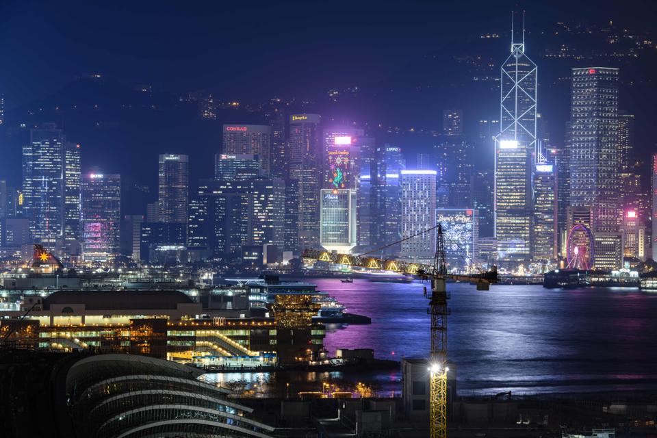 HONG KONG-CHINA-POLITICS-RAILWAY