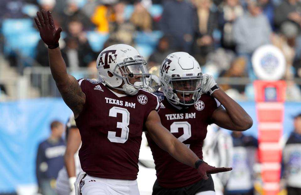 Texas A&M unseats the cross-state rival Longhorns as college football's most valuable program.