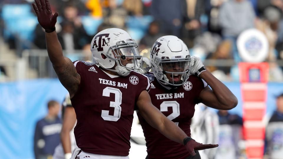 College Football's Most Valuable Teams: Texas A&M Jumps To No  1