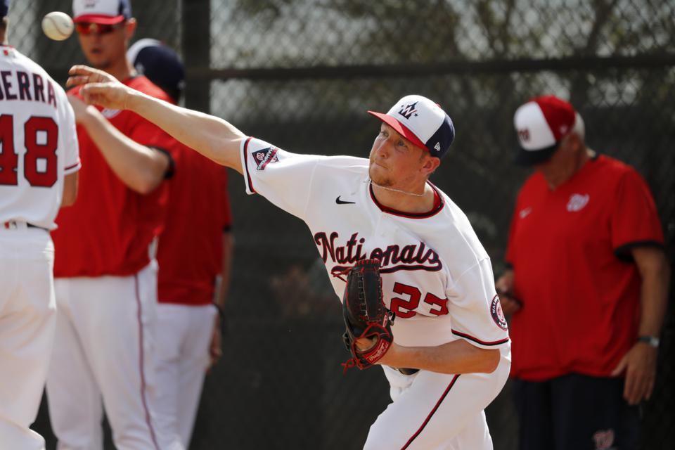 Nationals Spring Baseball