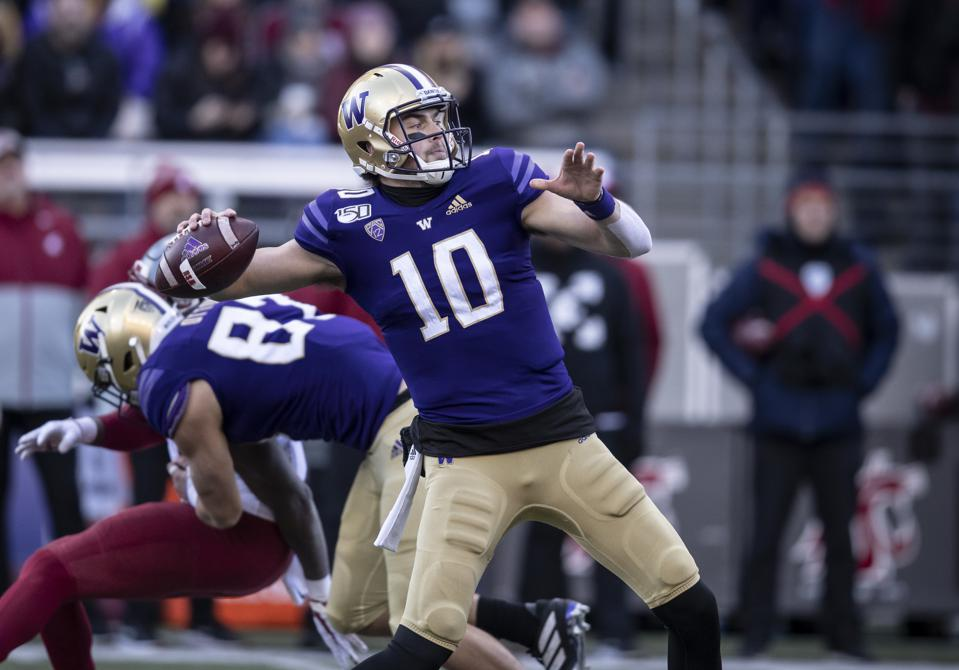 Here's How Bears Can Restock Offense In Draft, Including A Quarterback