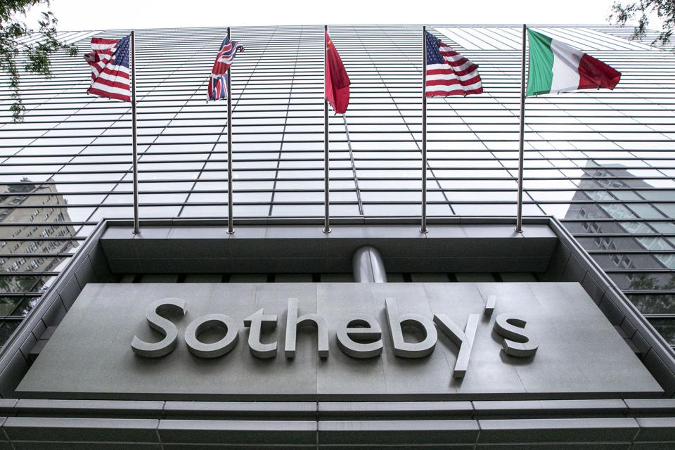 Sotheby's Sale