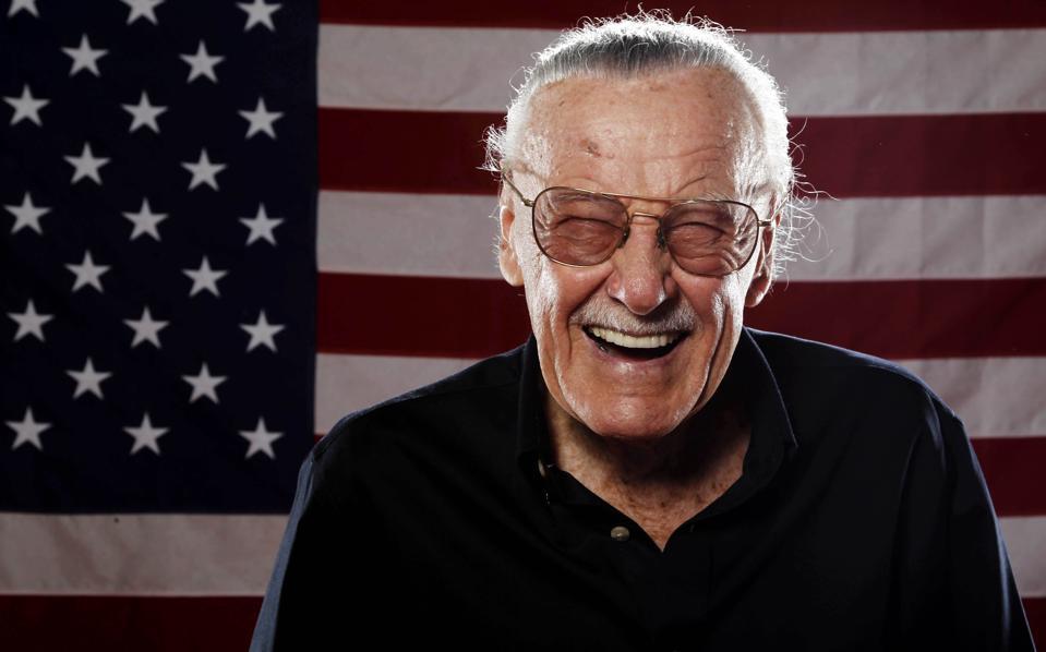 Stan Lee, Pow Entertainment, Marvel, Spider-Man, Gill Champion, box office, MCU, movies, TV