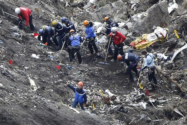 Germanwings Tragedy Focuses Attention On Psychological Evaluations Of Pilots