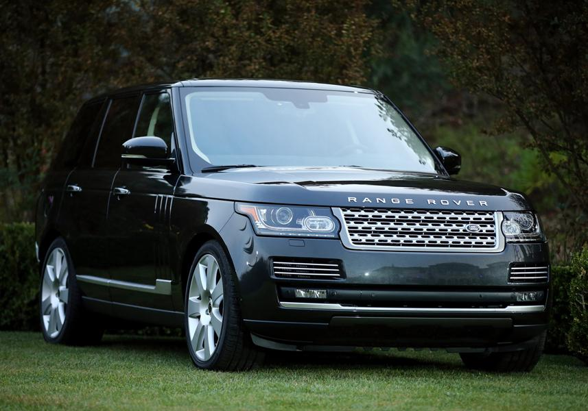 range rover long wheelbase and autobiography black edition autos post. Black Bedroom Furniture Sets. Home Design Ideas