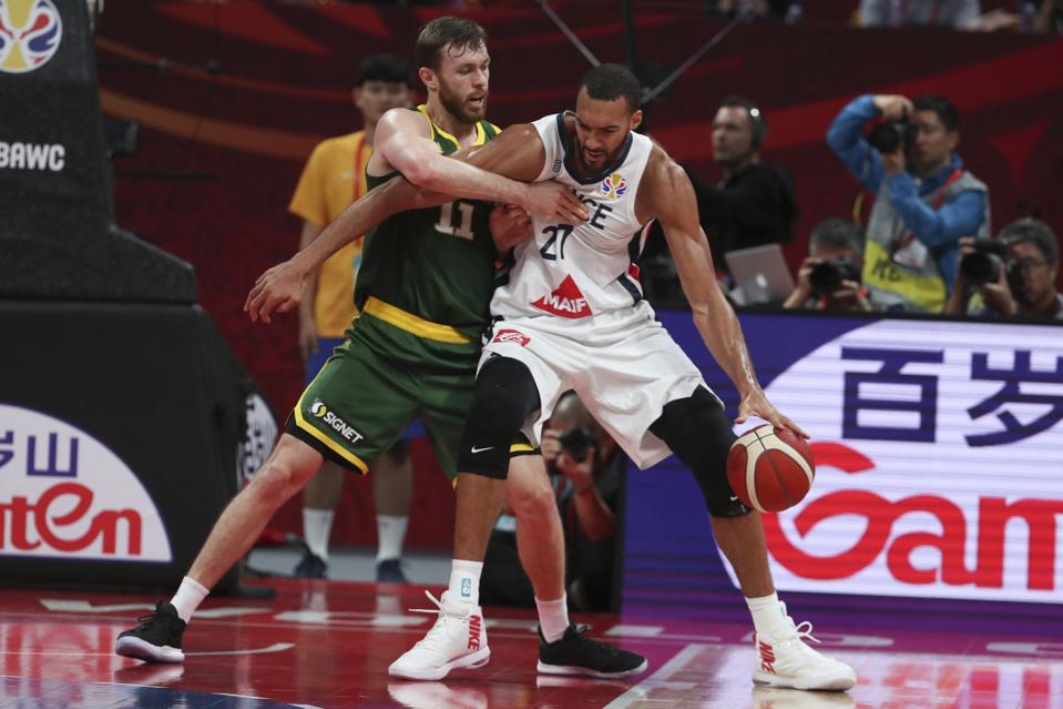 Rudy Gobert's Strong FIBA Summer Includes An Emphasis On A Few New Skills