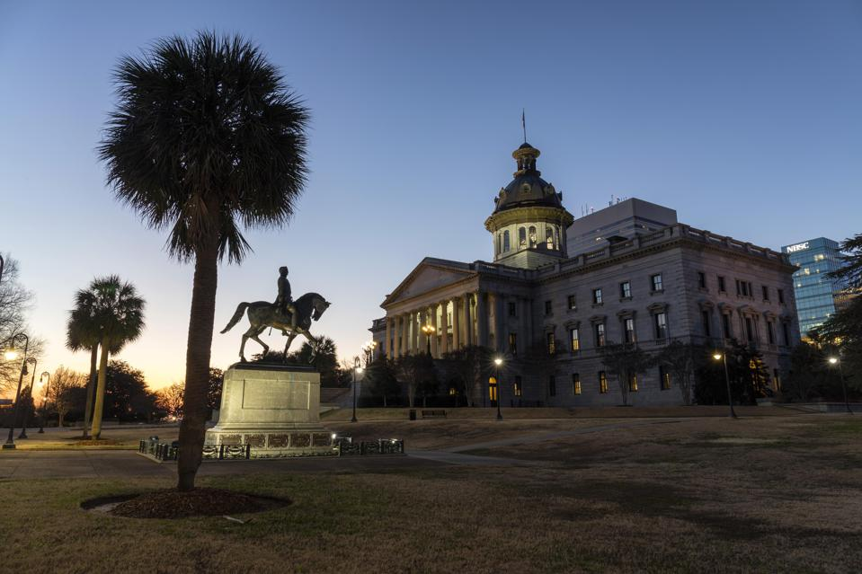 South Carolina lawmakers held hearings on Santee Cooper this week at the state capitol.