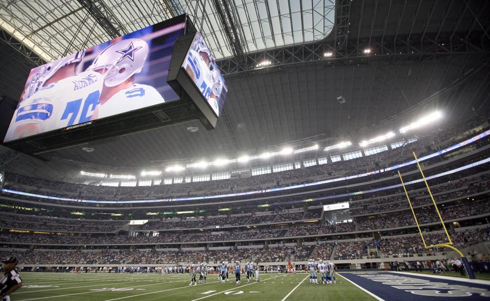 13 Game Changing Nfl Stadiums