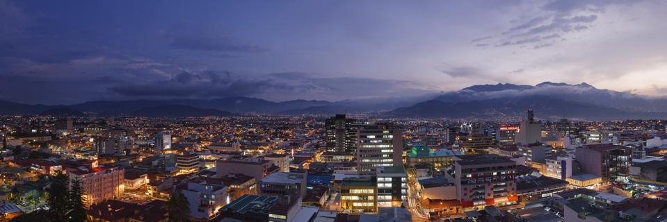 Cityscape, San Jose, Costa Rica