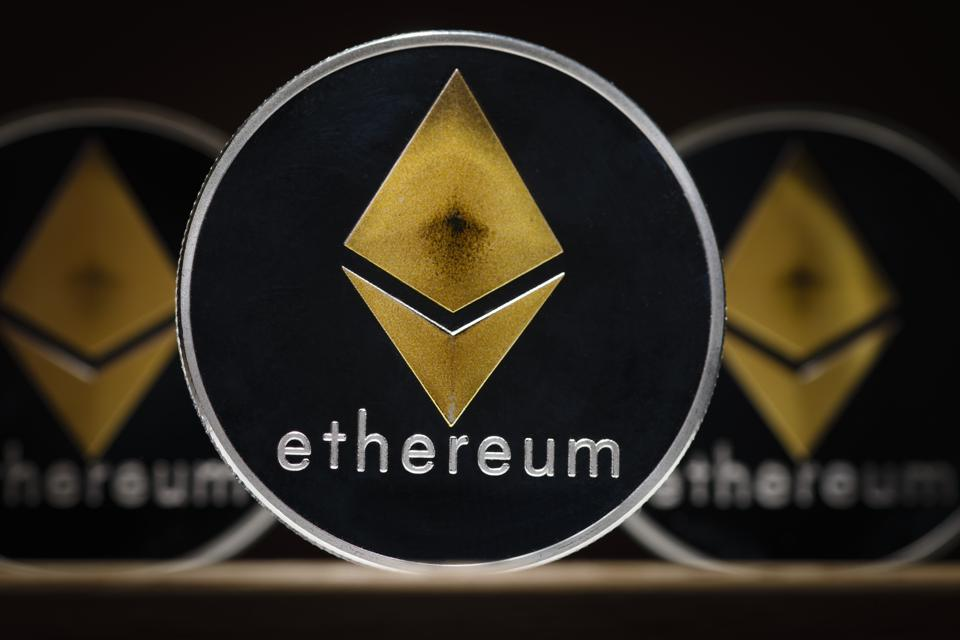 Cryptocurrency Ethereum