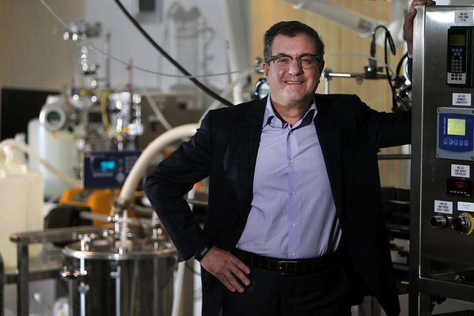 John Maraganore, CEO Of Alnylam Pharmaceuticals