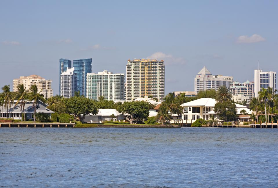 Skyline, Fort Lauderdale , Florida