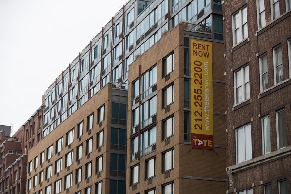 New York City, rent, rent increase, broker fee