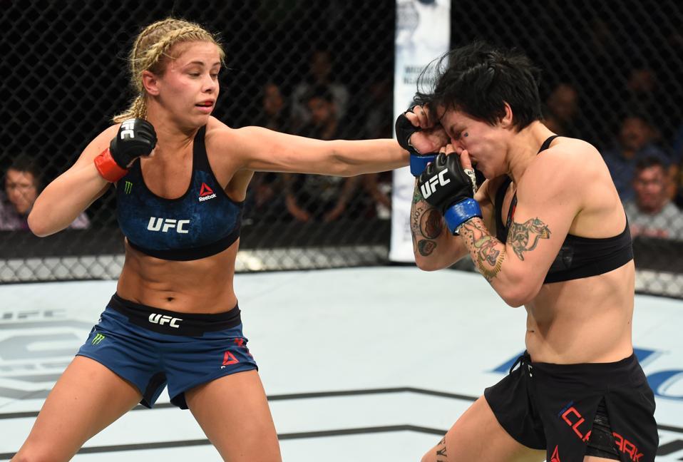UFC 251: How To Watch Or Live Stream Amanda Ribas Vs. Paige VanZant