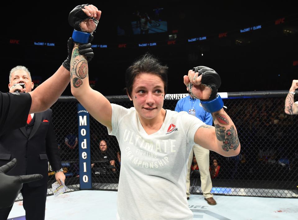 UFC Fight Night: VanZant v Clark