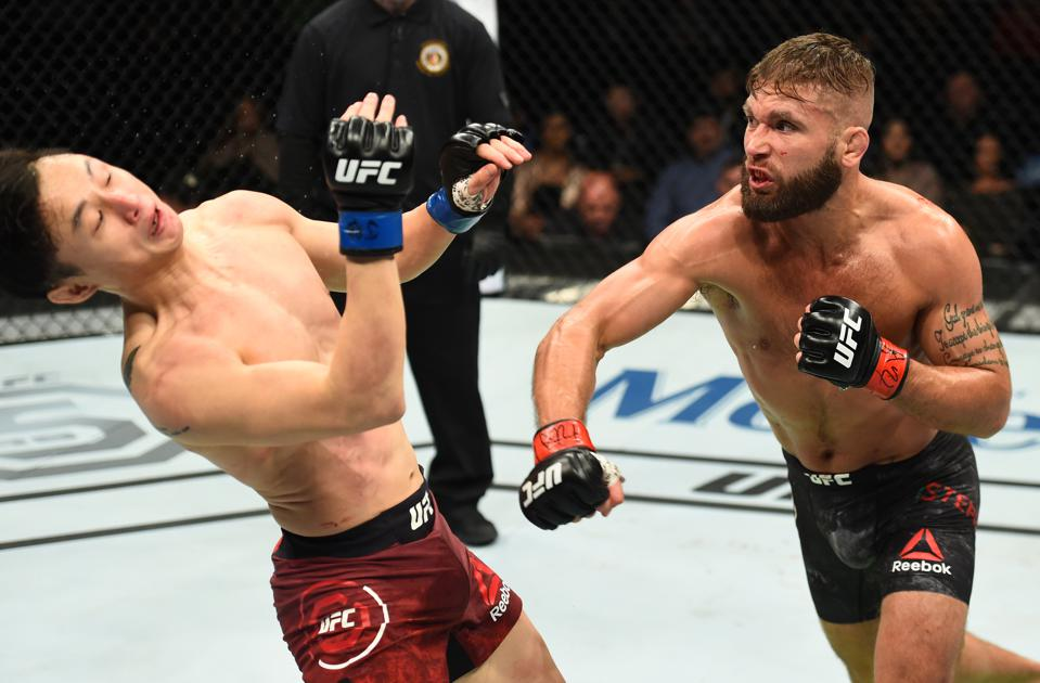 Ufc 249 Full Fight Video Watch Jeremy Stephens Knock Out Dooho Choi