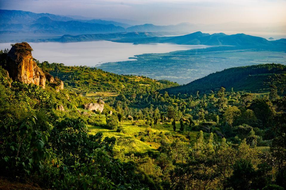 Abidjatta-Shalla National Park, Great Rift Valley, Ethiopia