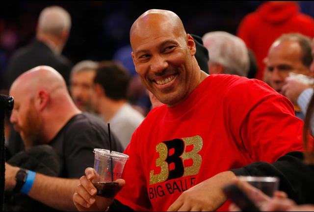 """LaVar Ball No Longer Welcome on ESPN Platforms Following """"Completely Inappropriate"""" Comments Toward 'First Take' Host"""
