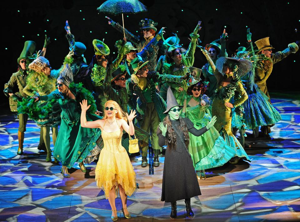 Wicked Chicago Book Of Mormon And The Broadway Race To