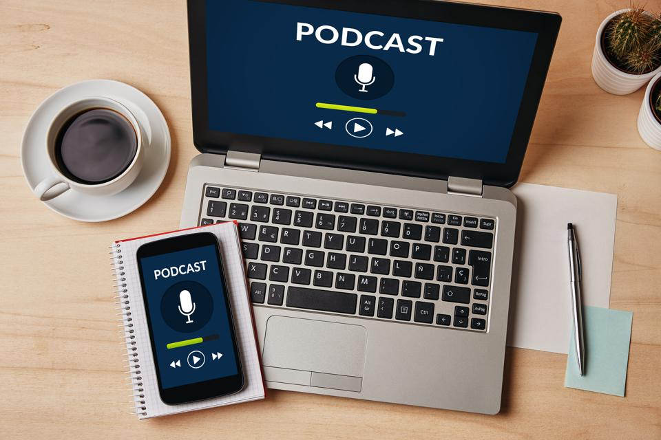 How a podcast can help your business grow.