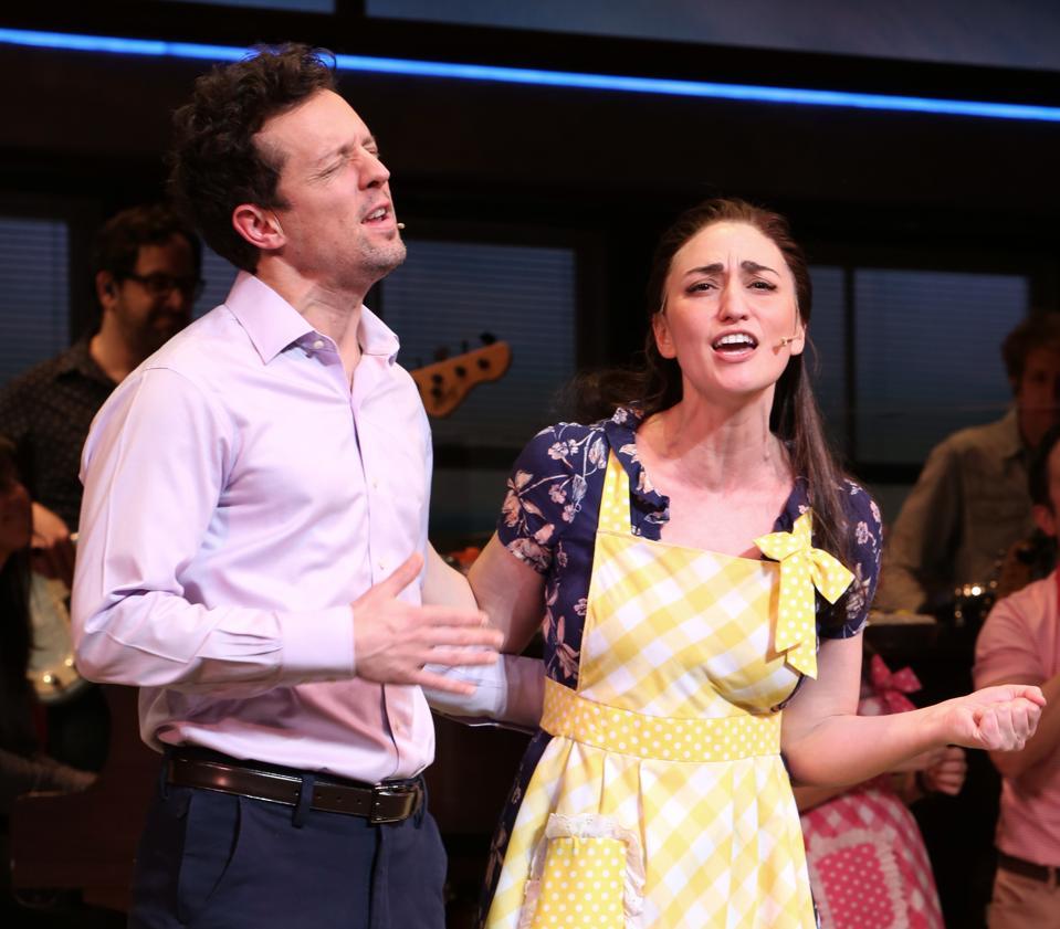 Sara Bareilles Returns To ″Waitress″ On Broadway