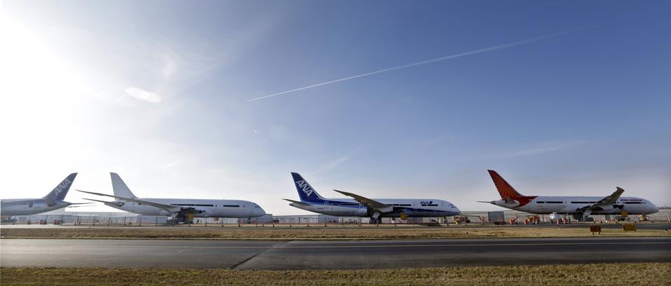 Global New Airplane Forecast