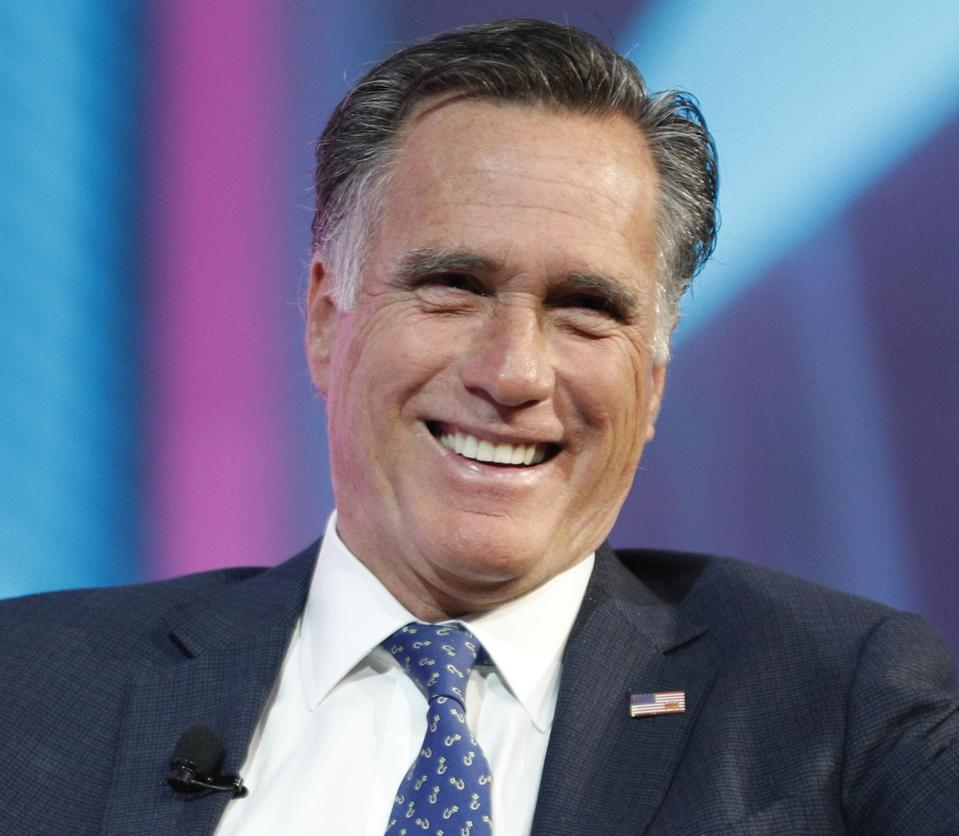 Mitt Romney wants to give $1,000 to every American.