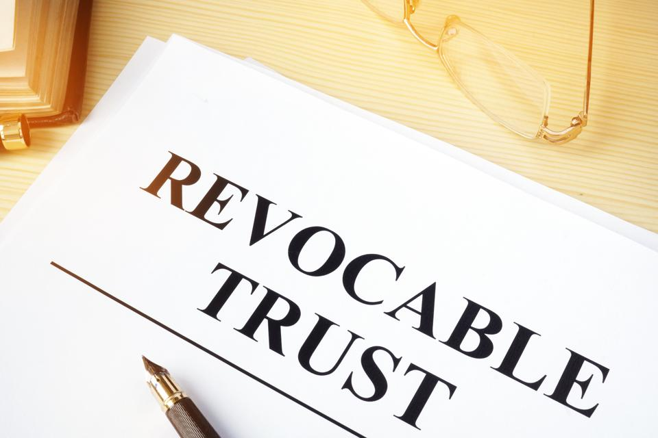 Revocable trust.