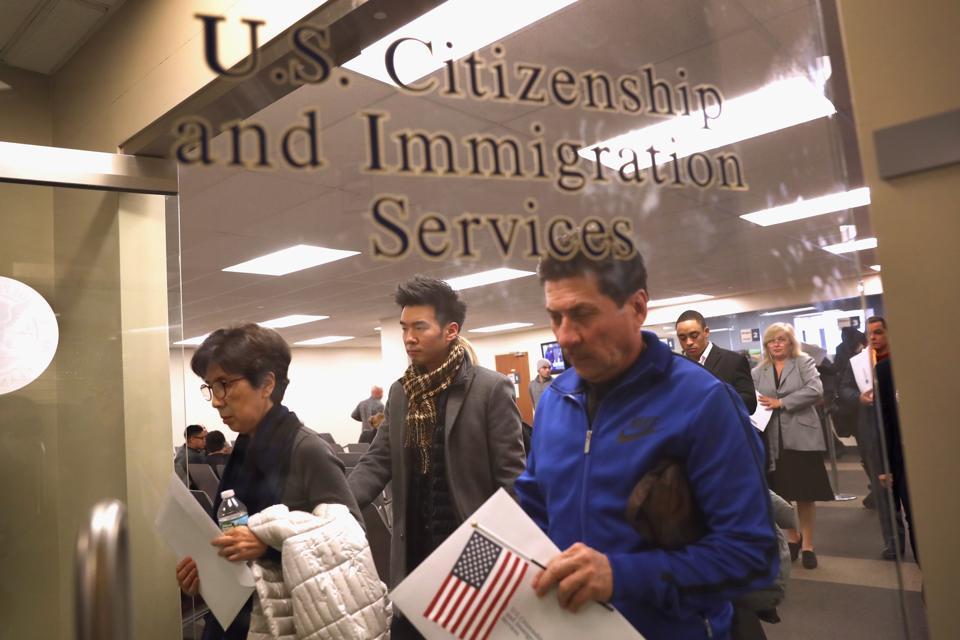 Immigrants Naturalized As US Citizens Despite Government Shutdown