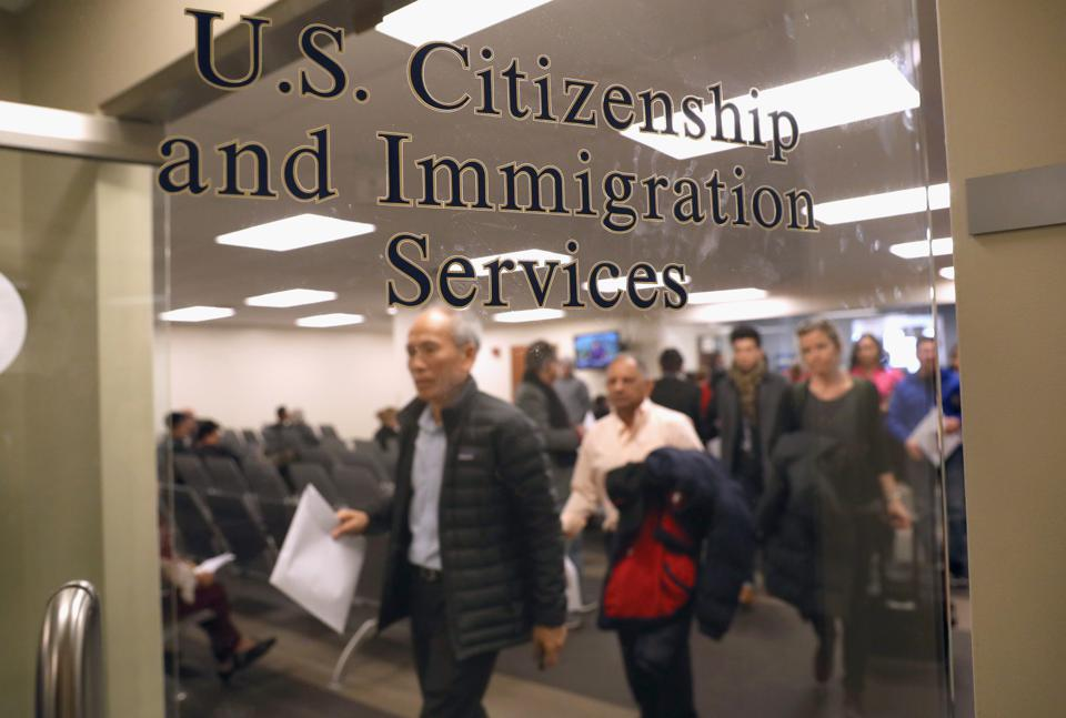 Survey: Immigration Policies Driving Work Out Of America