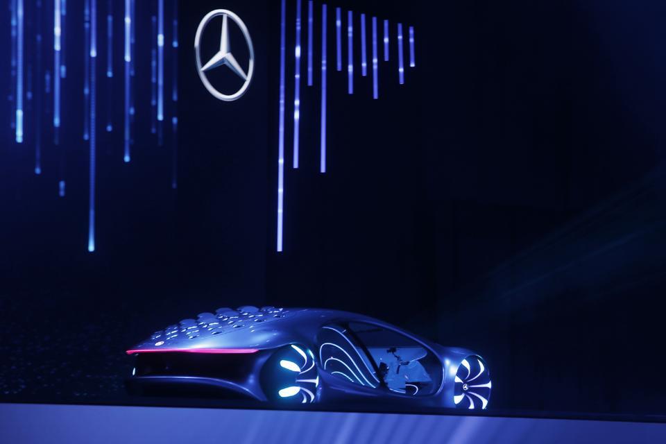 Gadget Show Daimler
