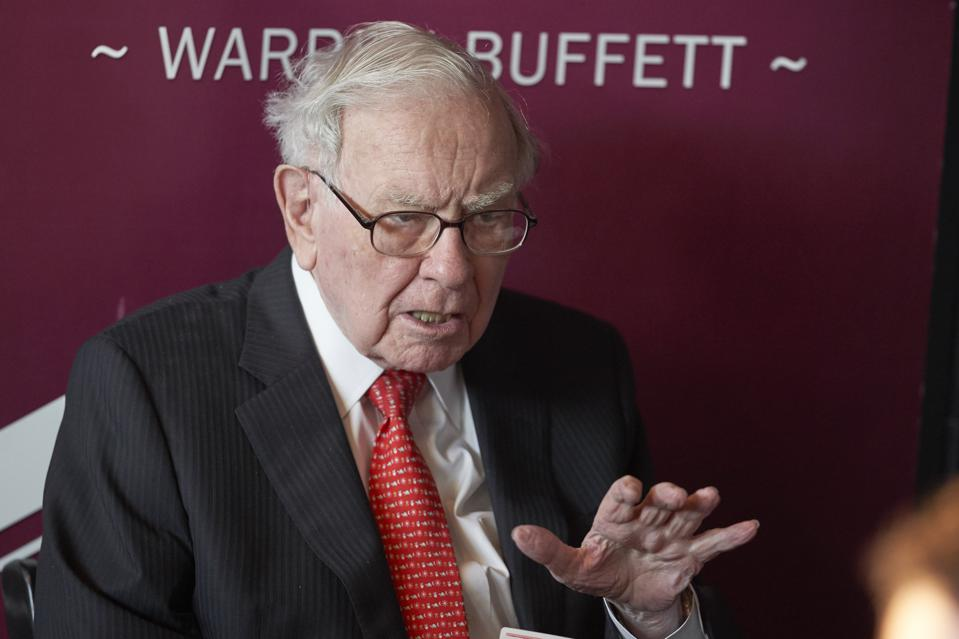Here's What Warren Buffett Says About The Coronavirus And His Outlook On Stocks