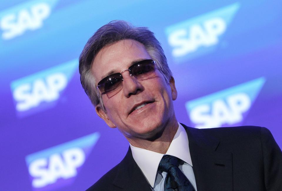 Si Bill McDermott, dating CEO ng SAP