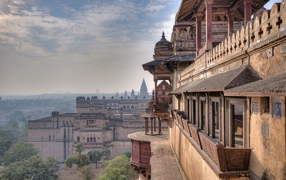 Jahangir Mahal Madhya Pradesh, India