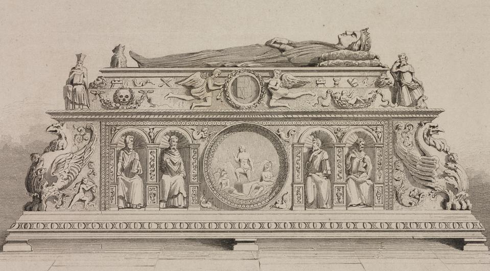 Grav fra kong Ferdinand II af Aragon