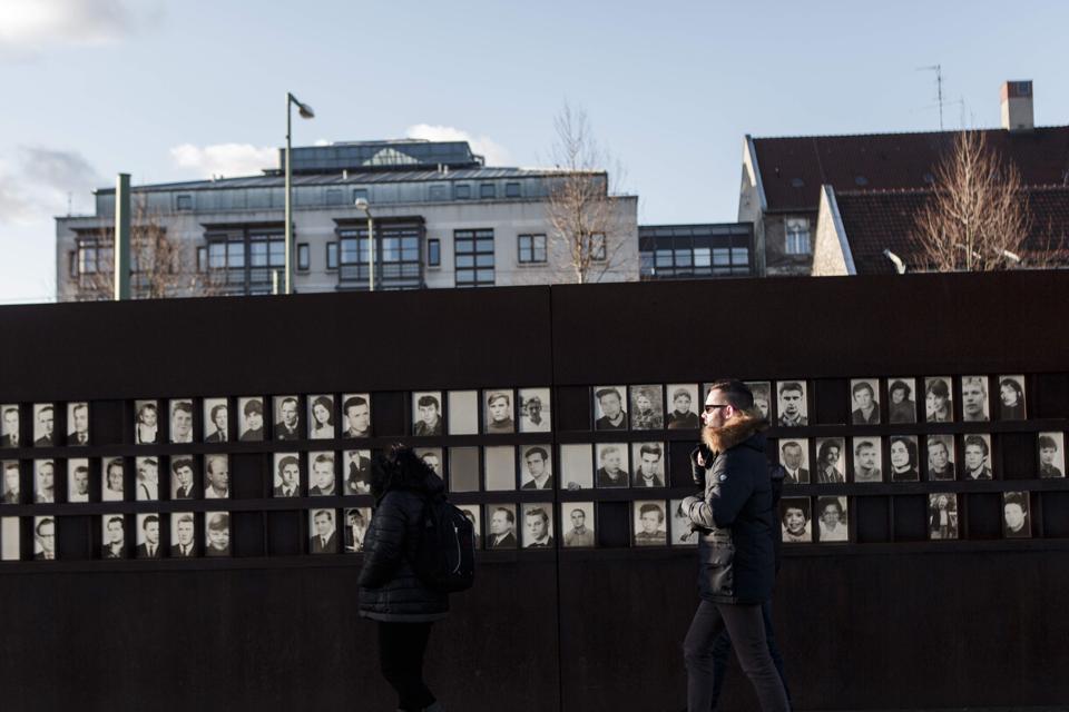 Berlin Wall Memorial, Berlin