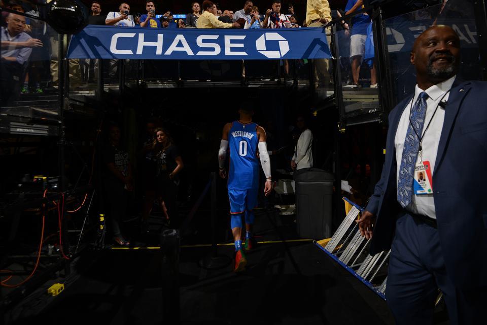 Oklahoma City Thunder v Golden State Warriors