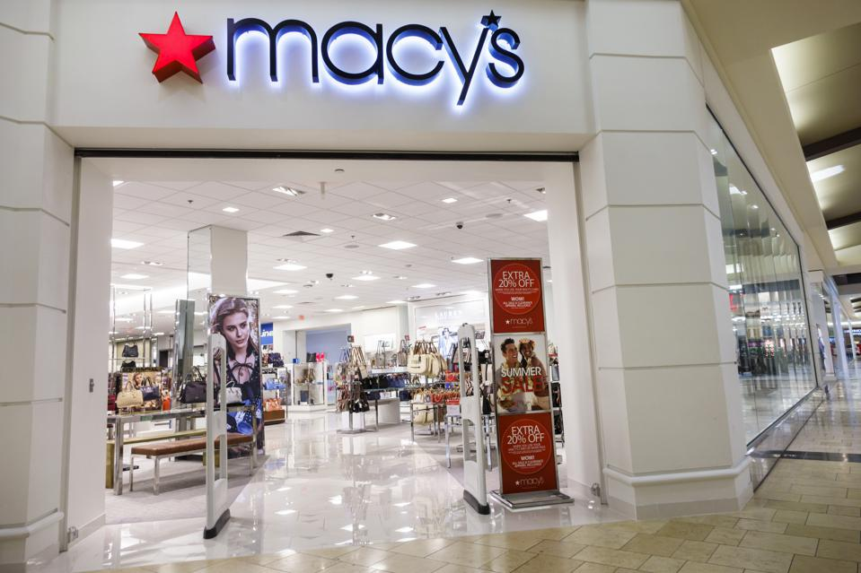 Macy's stock has sunk nearly 50%, making it the worst retail stock of 2019. The nation's largest department store, with nearly 700 locations, has struggled to lure shoppers away from online retailers like Amazon and big box stores like Target and Walmart.