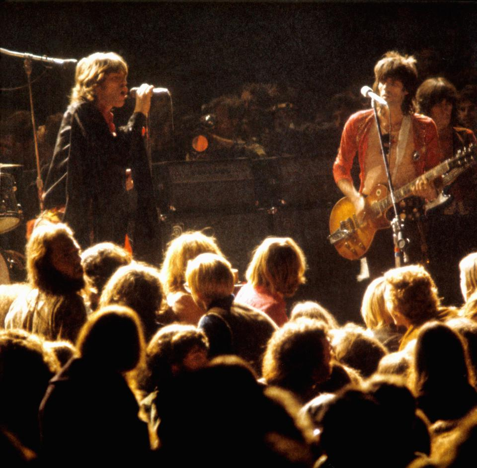 Altamont At 50: The Disastrous Concert That Brought The '60s To A ...