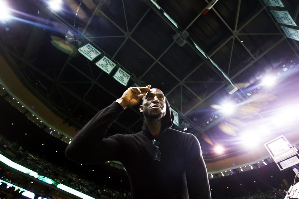 Boston Celtics, Kevin Garnett