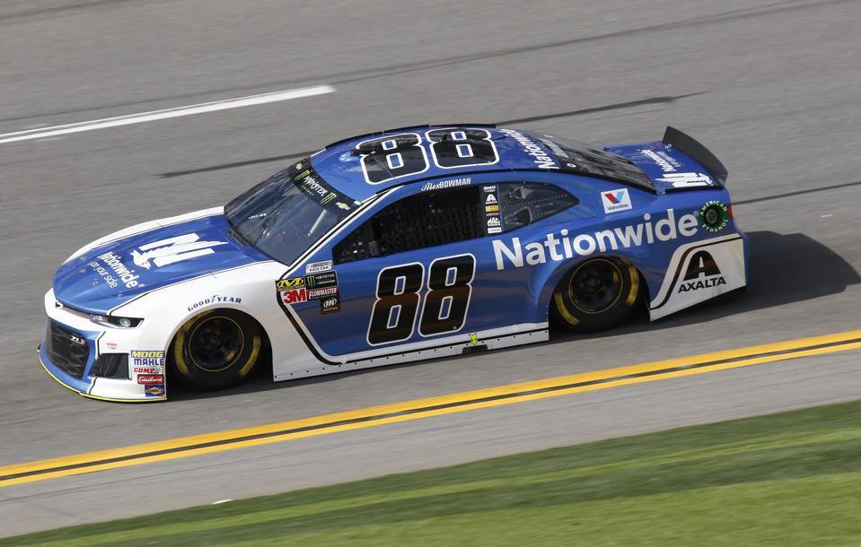 AUTO: FEB 11 Monster Energy NASCAR Cup Series - Daytona 500 - Qualifying