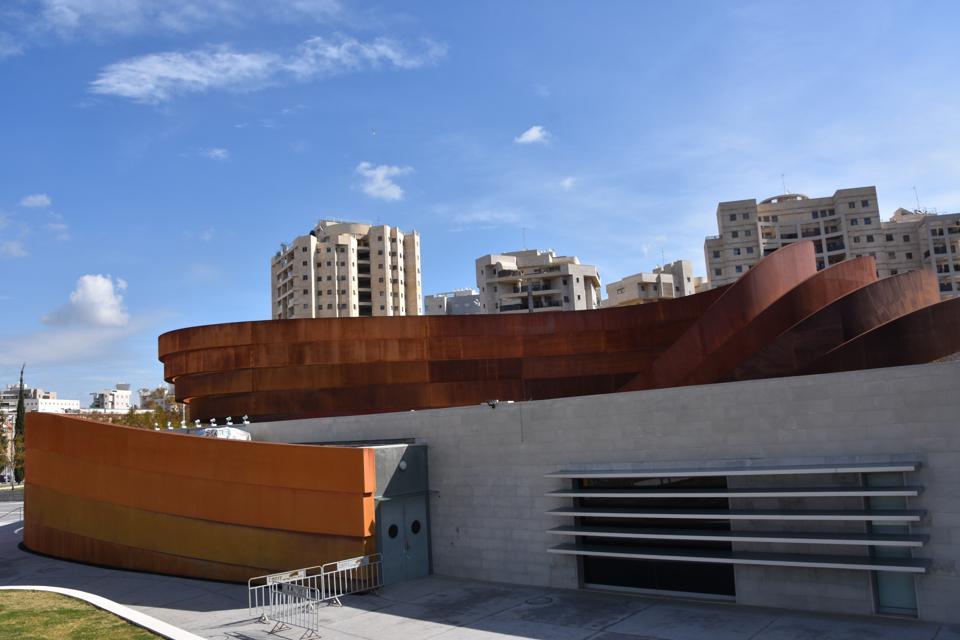 Design Museum in Holon, Israel