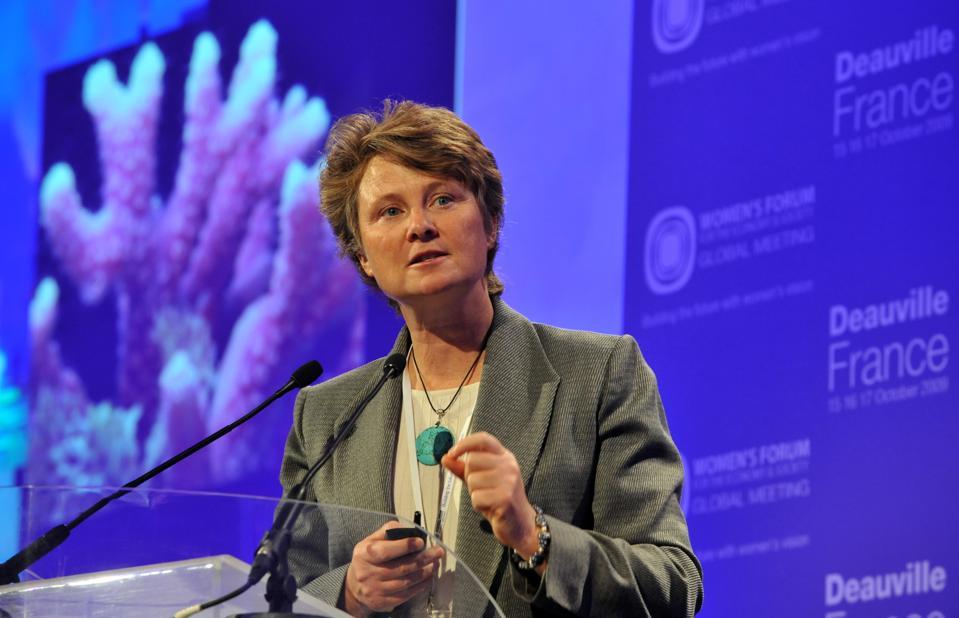 US Janine Benyus, President of Biomimicr