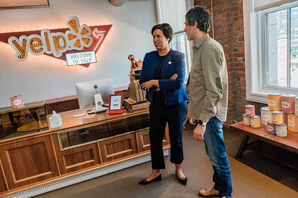 DC Mayor Muriel Bowser's trip to Silicon Valley