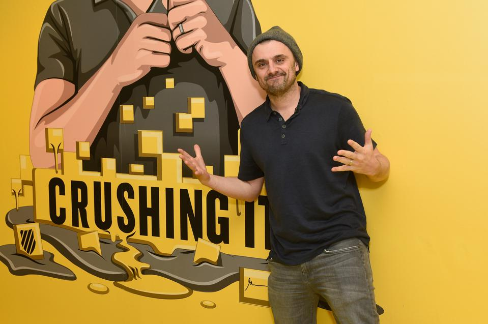GaryVee 001 'Crushing It!' Release - Los Angeles Pop Up Experience