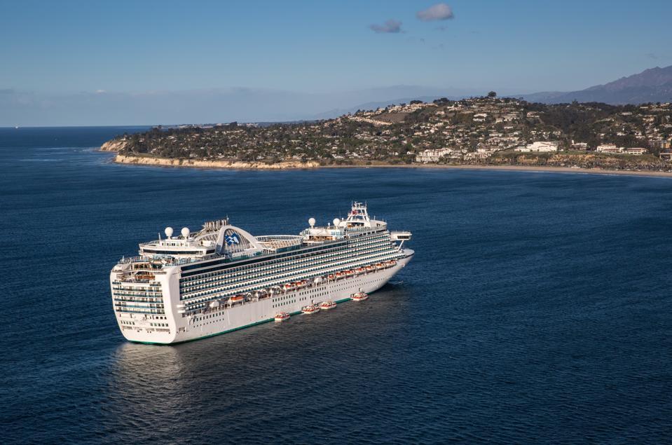 Princess cruises diamond cruise ship coronavirus COVID-19 SARS quarantine california